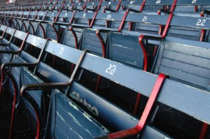 Fenway Park Seating Descriptions for Red Sox Games
