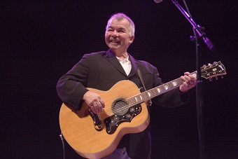 An Evening With John Prine at The Bank of America Pavilion