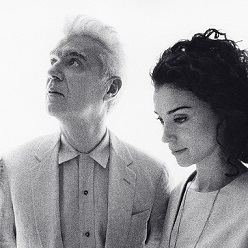 When Weird Meets Strange and What Happens Afterward; David Byrne and St. Vincent