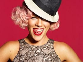 P!nk Comes To The Garden To Tell Us The Truth About Love