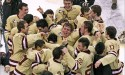 2012 Beanpot Tournament Winners Boston College Celebrate