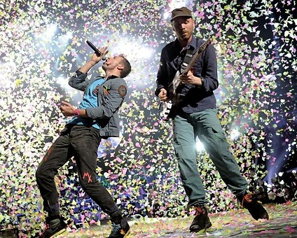 Coldplay Will Light Up Boston For Two Nights