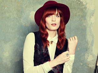 Mystic Sounds and a Giant Voice: Florence + the Machine