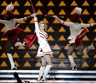 Madonna Is Still Stirring Things Up On Her MDNA Tour