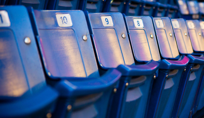 Blue Jays Park Seating