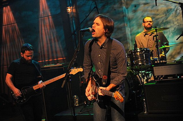 Death Cab For Cutie Visit fuse